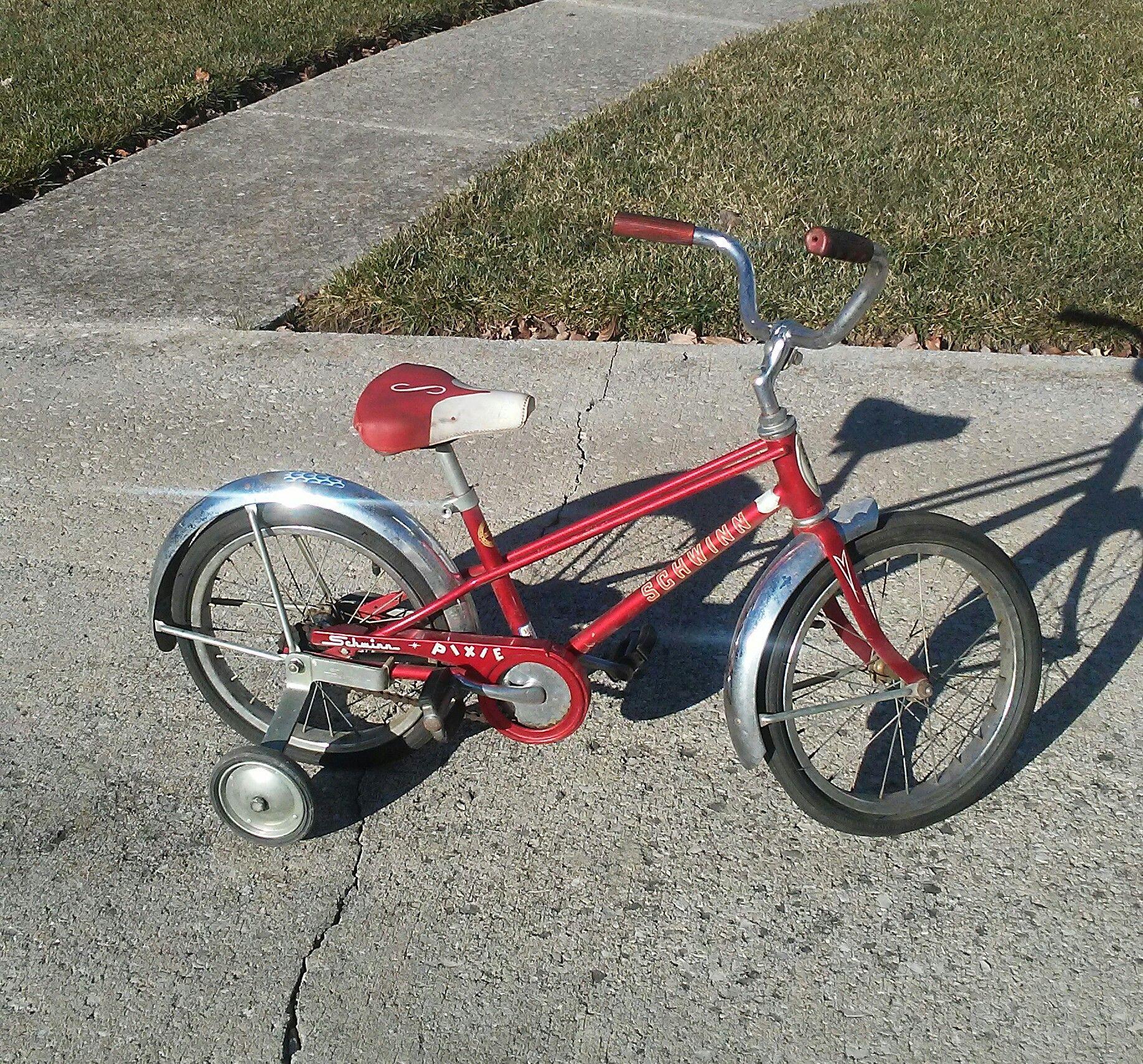Schwinn Pixie kids bike. | Kids bike, Schwinn, Bike