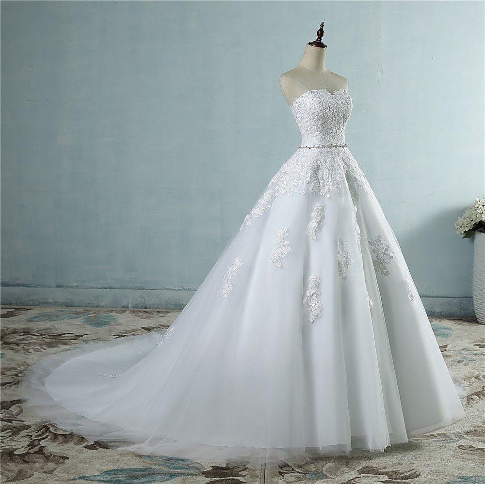 Plus Size White Wedding Dress Size 22 Plussizeweddingdresses Szp