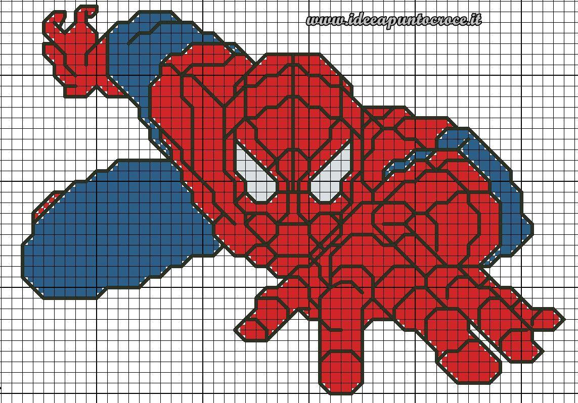 Superheroes cross stitch spider man crossstitch pinterest superheroes cross stitch spider man jeuxipadfo Images