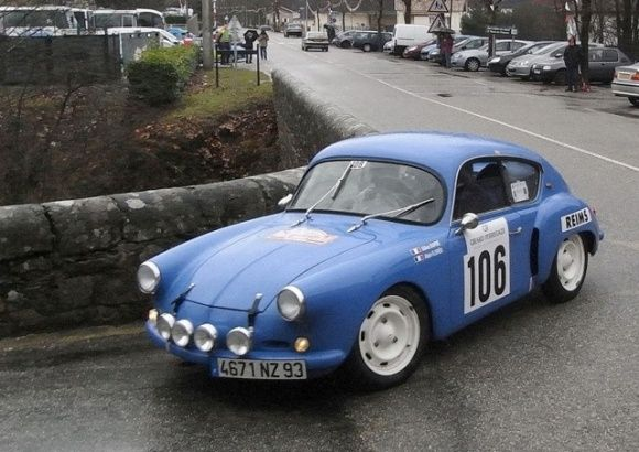 1957 Alpine Renault A106