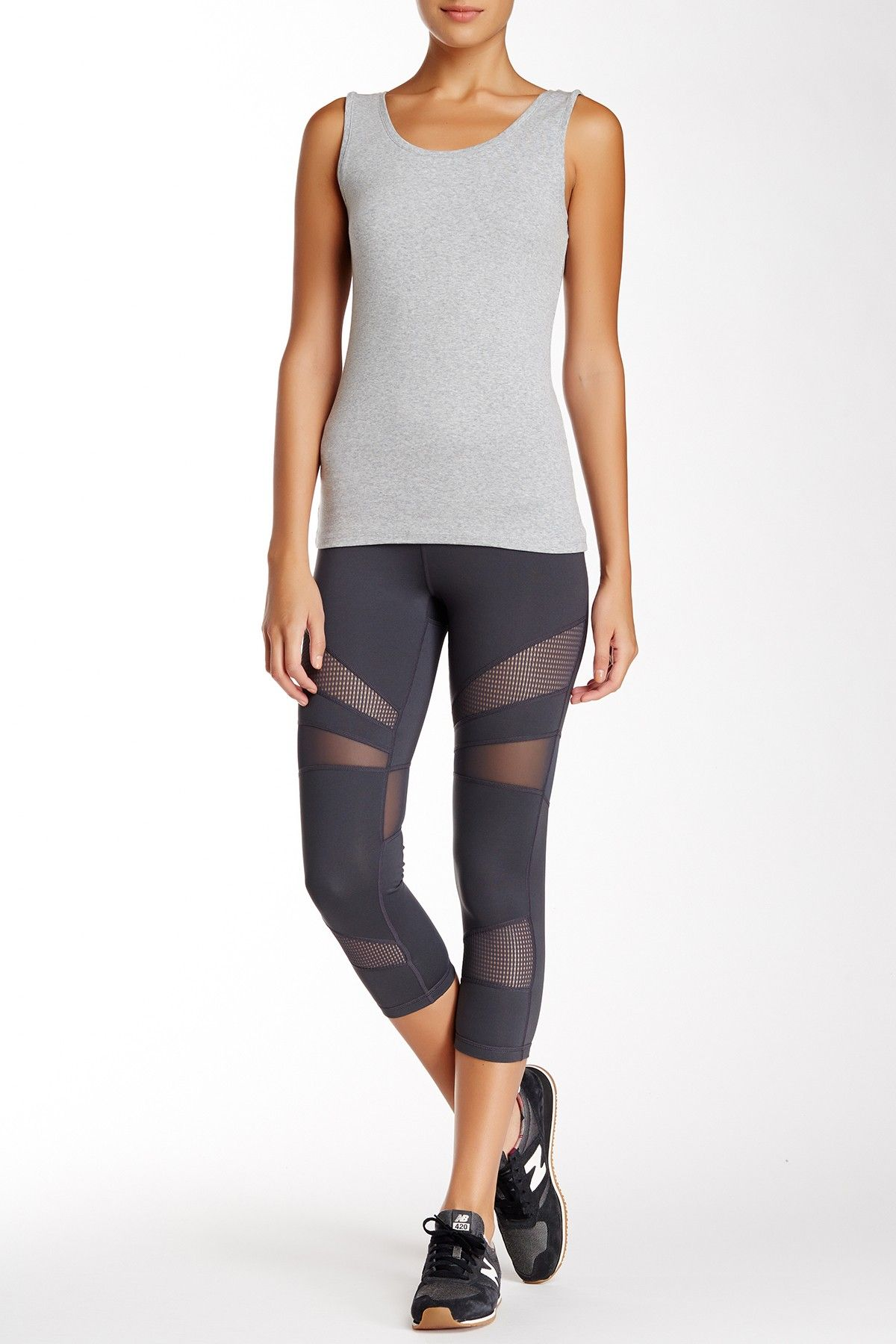 7e6a9aa9e2649 Z By Zella - It Takes Two Long Capri Pant at Nordstrom Rack. Free Shipping  on orders over $100.
