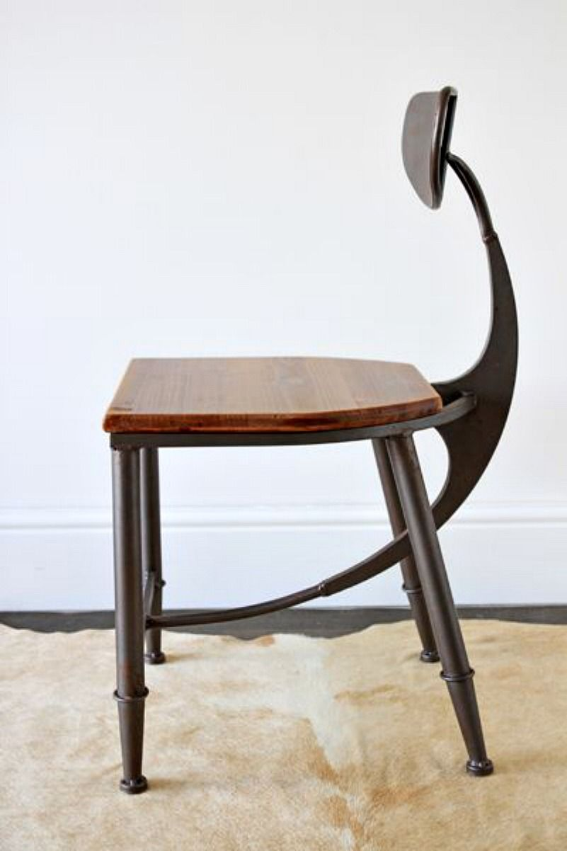 industrial dining chair metal kitchen chairs bing new life house furniture