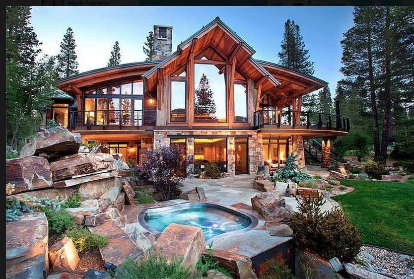 An Awesome Lake Home Luxury Homes Dream Houses Vacation Home Rentals Timber Frame Building