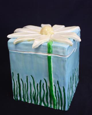 Slab Box Ceramics Pottery Art