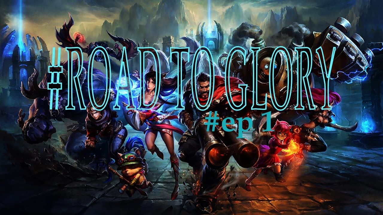 LoL - #Road To Glory : NOW019 player, 5v5 ranked (Bronze 3)