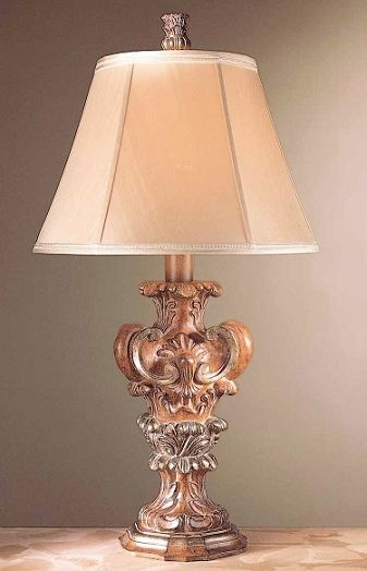 Pretty Antique Lamps Lighting Light Bulbs Old