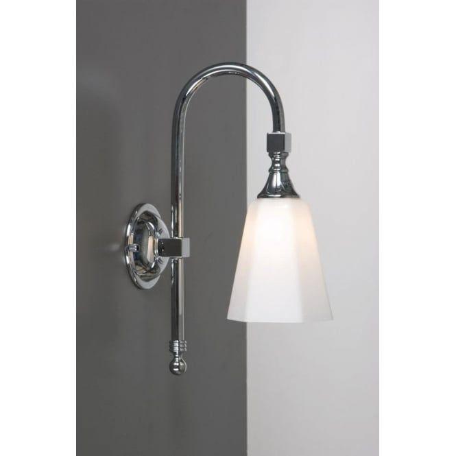 Bath Classic Traditional Ip44 Chrome Bathroom Wall Light Bathroom Wall Lights Wall Lights Bathroom Light Fittings