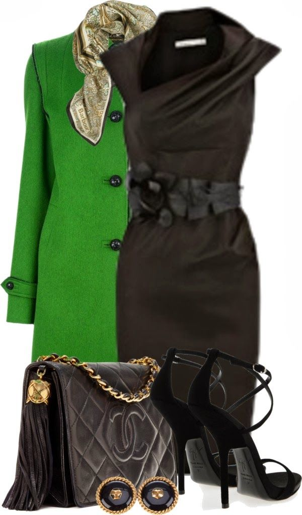 Get Inspired by Fashion: Classy Outfit | Chanel