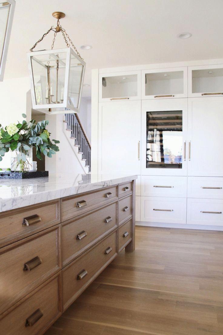 Kitchen Remodel Cost Per Square Foot Kitchenart Kitchenideasfarmhouse Kitchen Remodeling Projects Kitchen Interior White Oak Kitchen