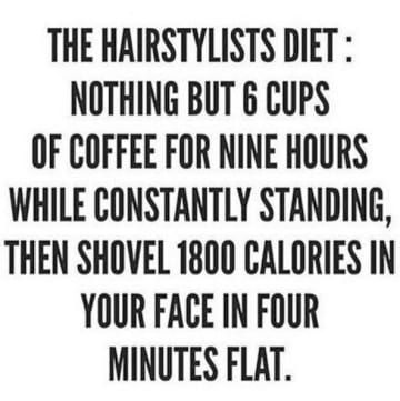 27 Memes That Will Make Every Hairstylist Actually LOL #hairstylistquotes