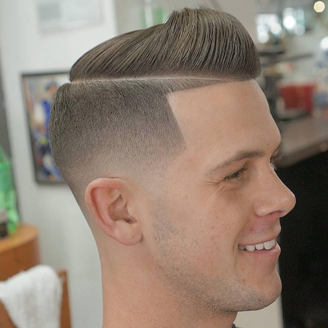 Mens Haircut And Lines 85 Popular Hard Part Haircut Ideas Choose