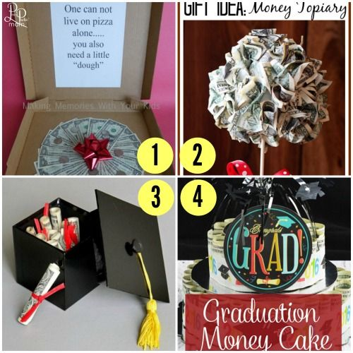 20 incredible money themed graduation gift ideas - Graduation Gift Ideas
