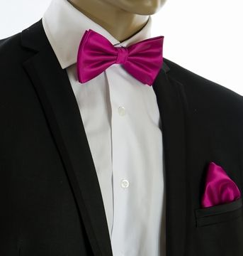 69f37a84d49b Black Tux With Hot Pink Bow Tie Photo And Image Reagan21   Prom in ...