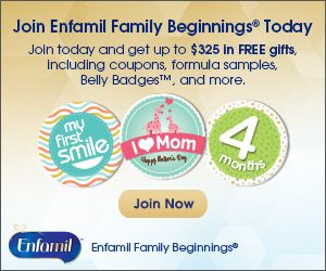 join enfamil family beginnings and get up to 325 in free gifts