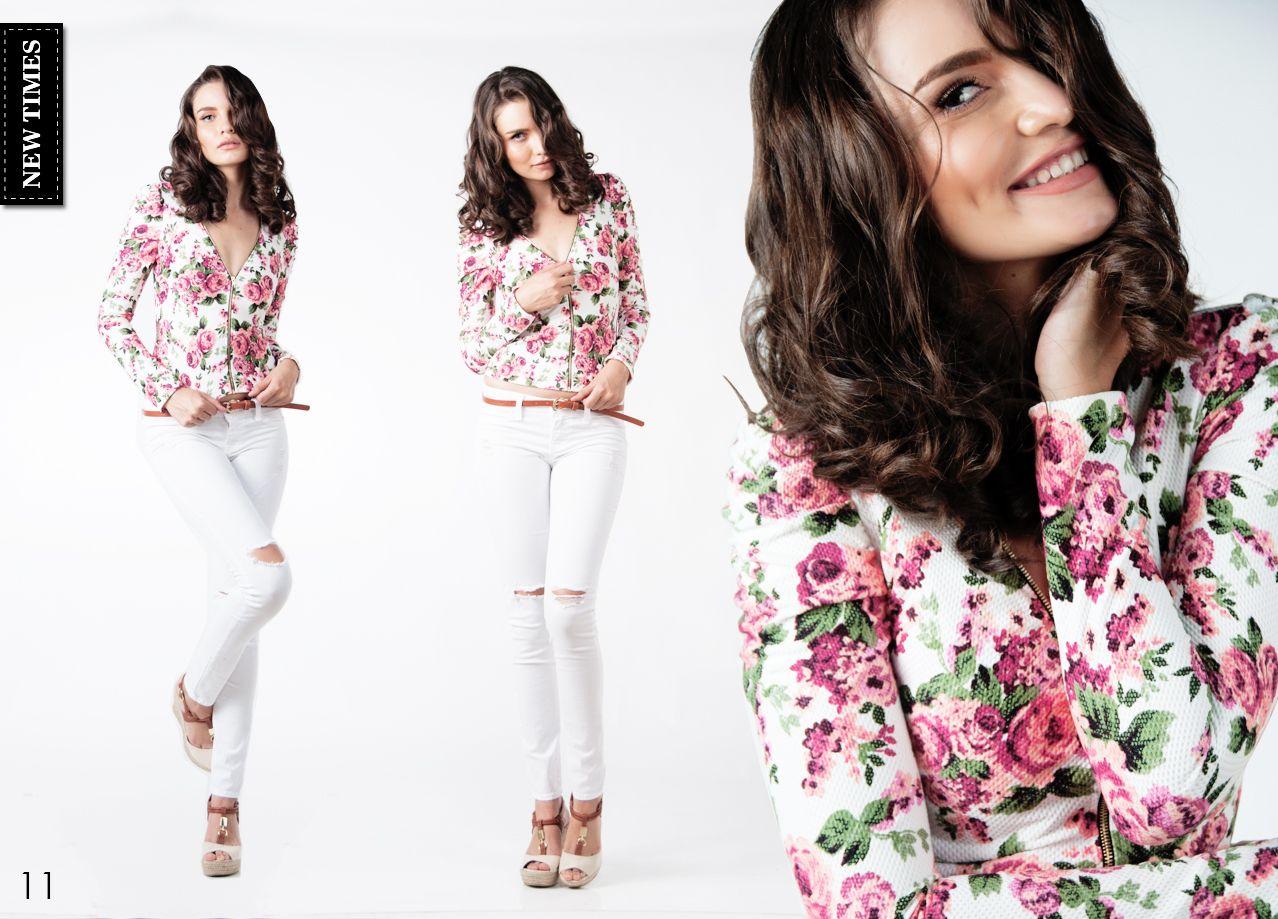 #jeans #floralprint #sweater #newtimescr