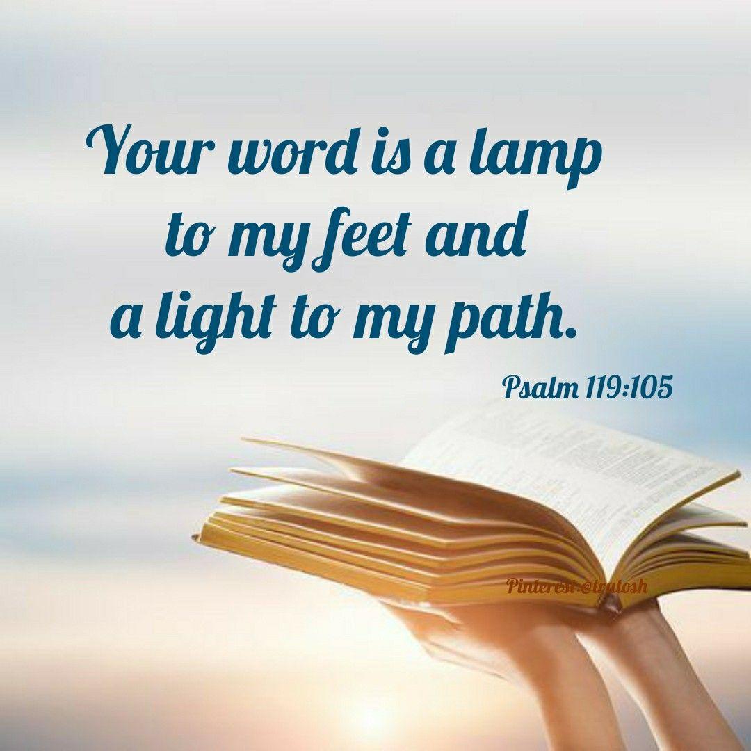 pinrita rathod on psalms  psalms psalm 119105 your