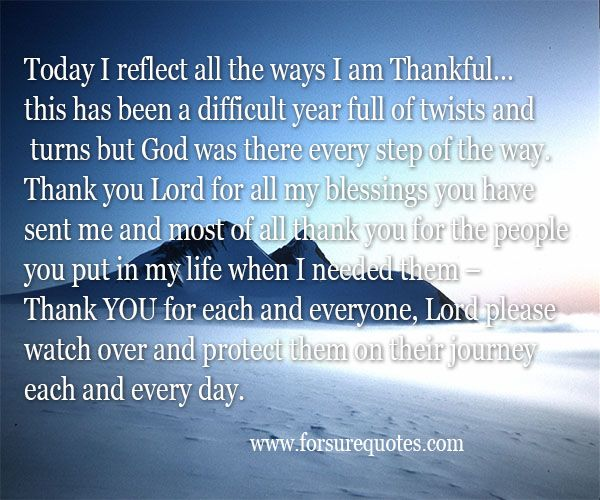Thank You Lord Quotes For All Blessings Thank You Lord For All My