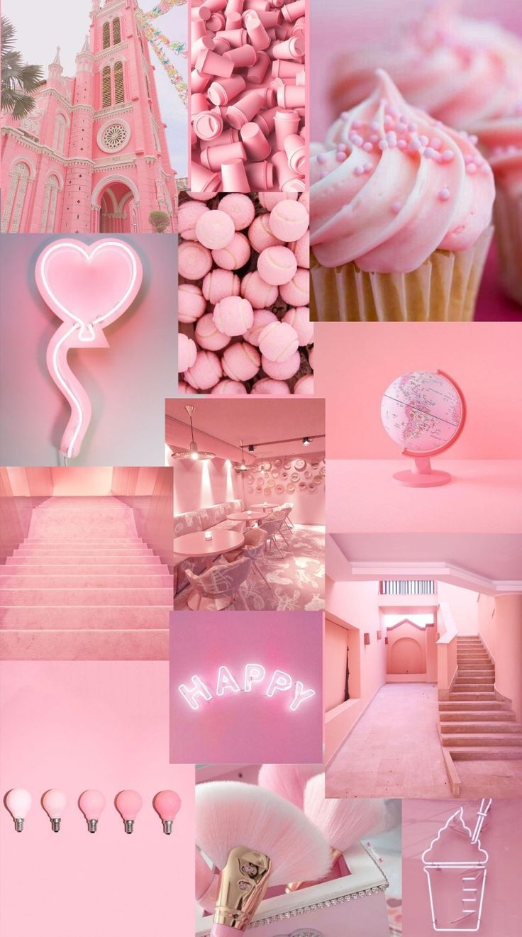 22 aesthetic baby pink