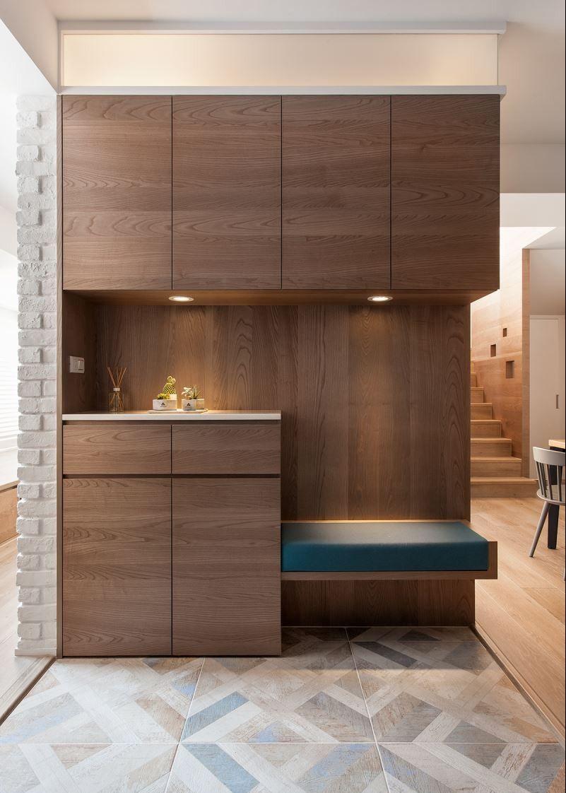 Ideas para forrar puertas de armarios empotrados con vinilo acabado madera en 2018 - Vinilos para decorar armarios ...