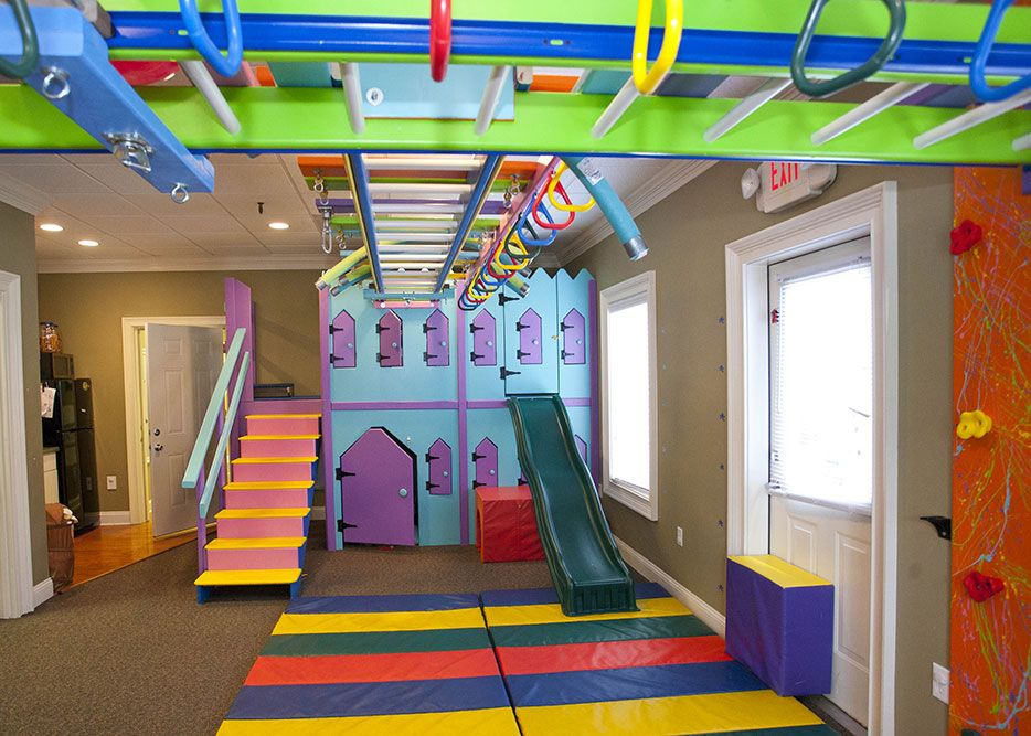 Pediatric clinics fun factory sensory gym llc ot si