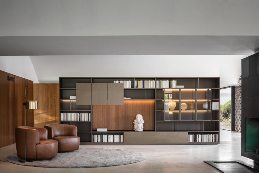 Molteni C Designer Furniture Made In Italy In 2020 Italian Interior Design Modular Walls Furniture Design