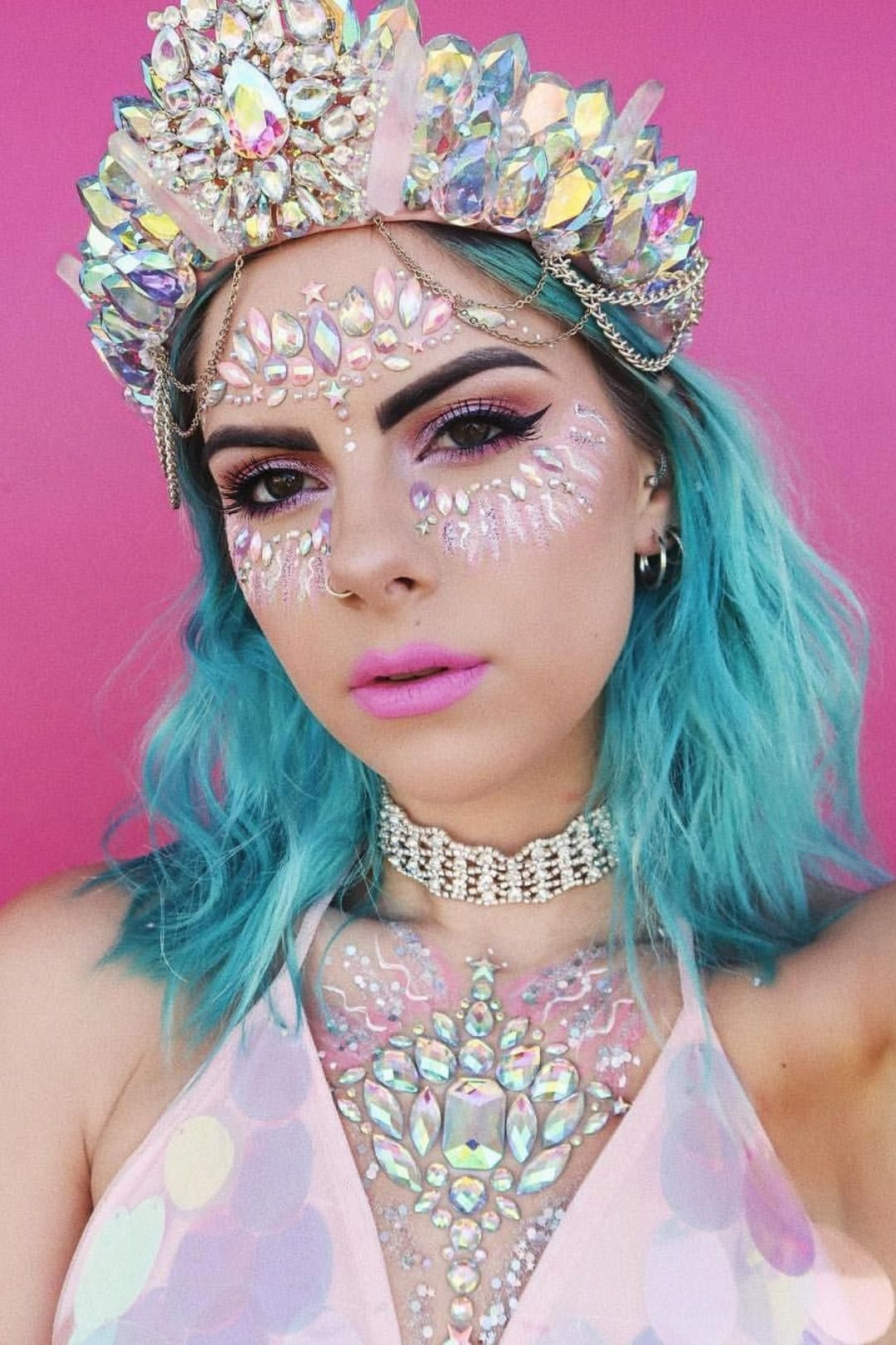 Shimmer and Shine Face Jewels Face jewels, Face, body