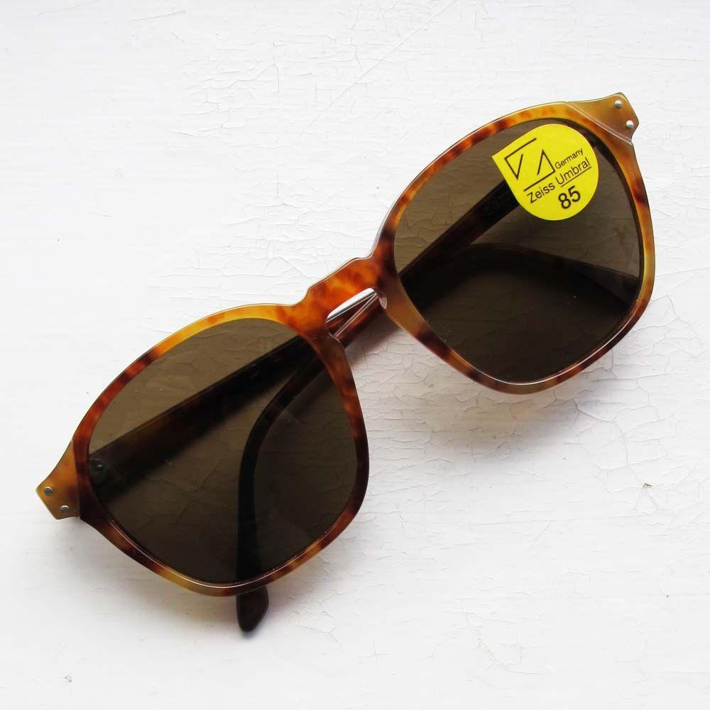 Vintage Sunglasses Zeiss Umbral Lenses Vintage Eyewear Sunglasses Vintage Sunglasses