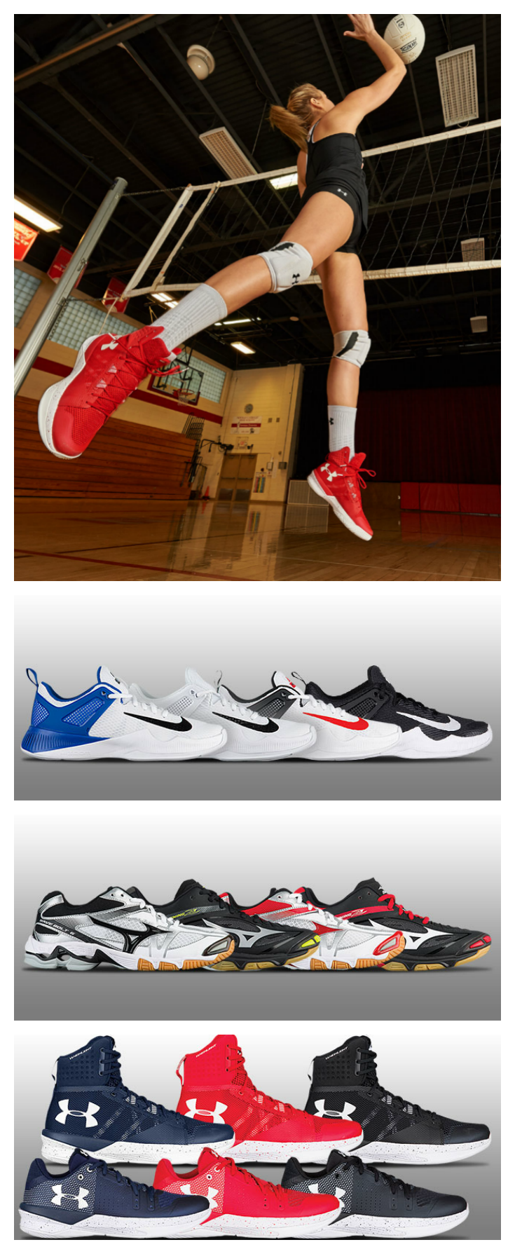 The Best Volleyball Shoes And Products — Gear Up The Right Way ... fbd5915d04