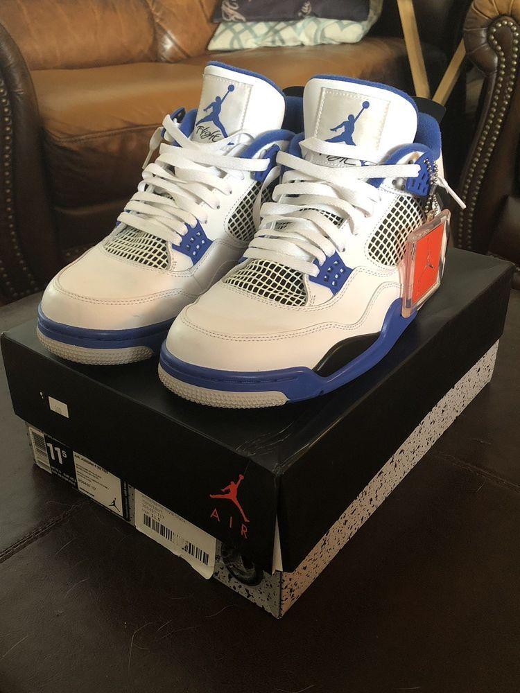 1f36a3b9265f83 Nike Air Jordan Retro 4 Motorsport (Size 11.5)  fashion  clothing  shoes   accessories  mensshoes  athleticshoes (ebay link)