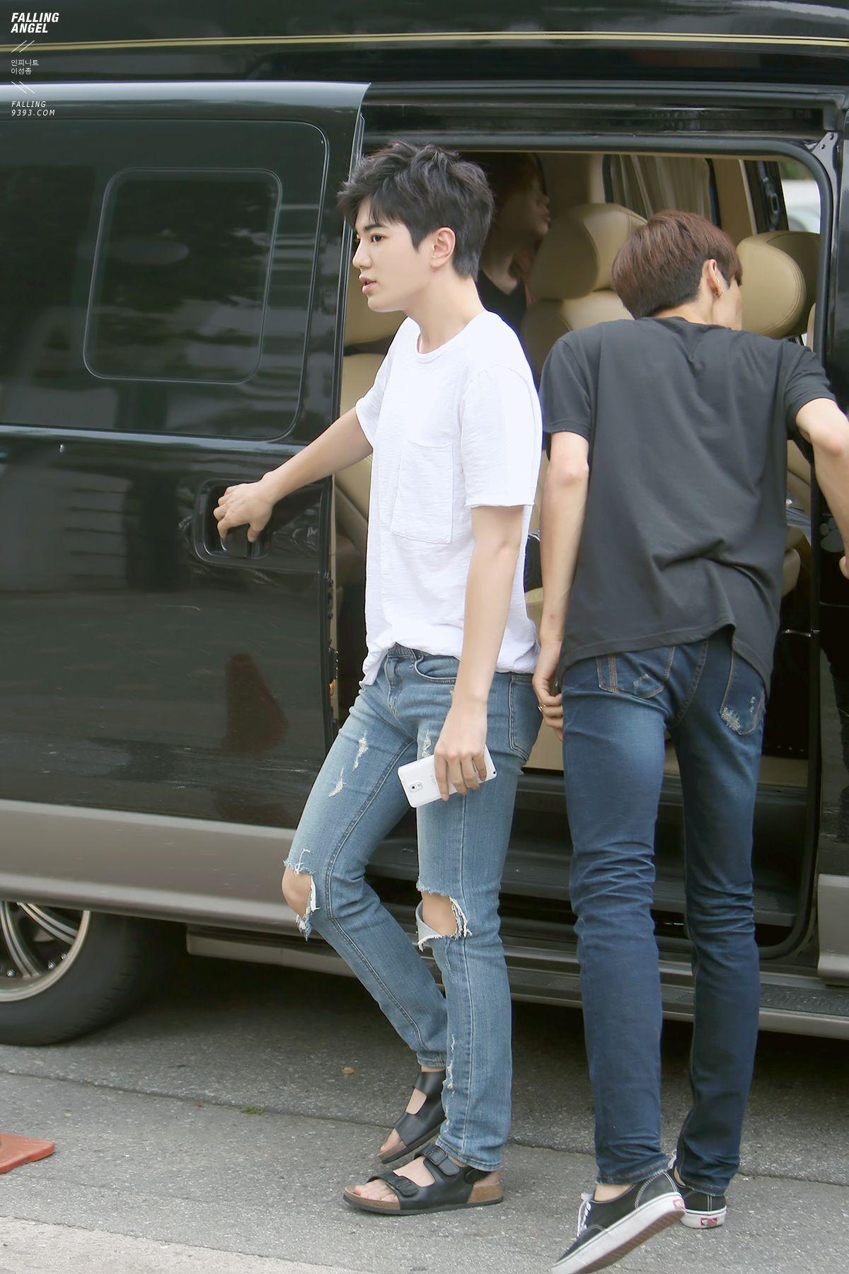 Sungjong - Infinite