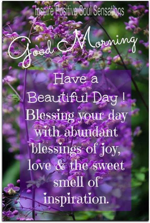 Good Morning My Precious Friend And I Pray You Have A Blessed And
