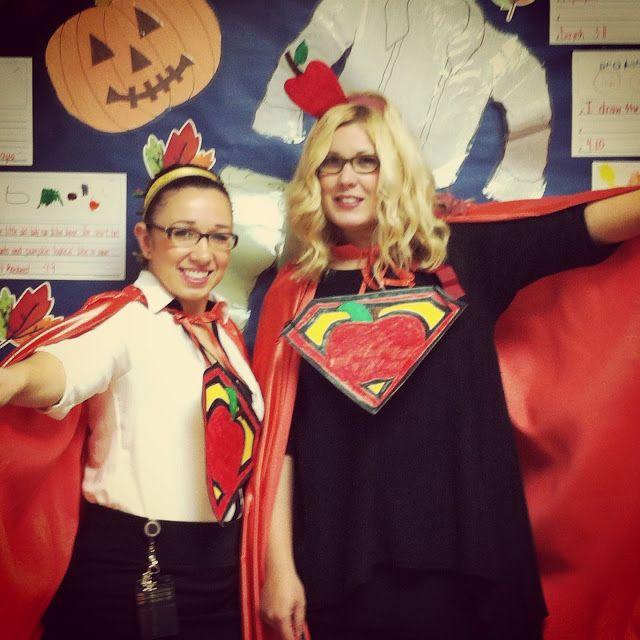 Fashion Maven Mommy Teacher Costumes School Halloween Costumes Superhero Teacher