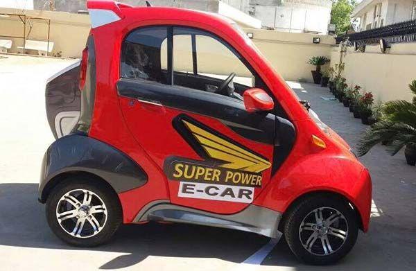 Super Mini Smart E Car Update The Trend Of Cars Is Gradually Increasing