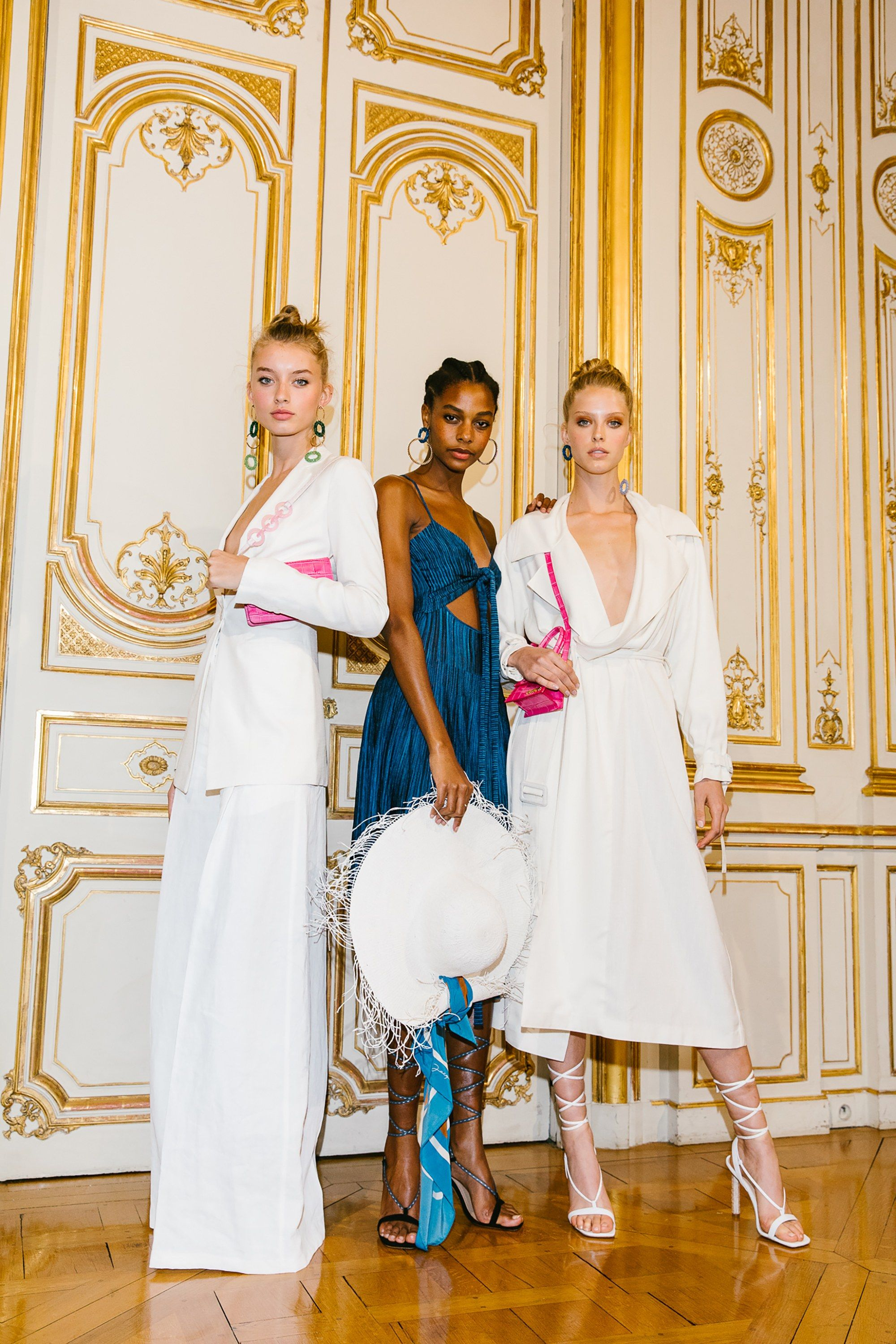 The Best Backstage Photos From Paris Fashion Week Spring 2019