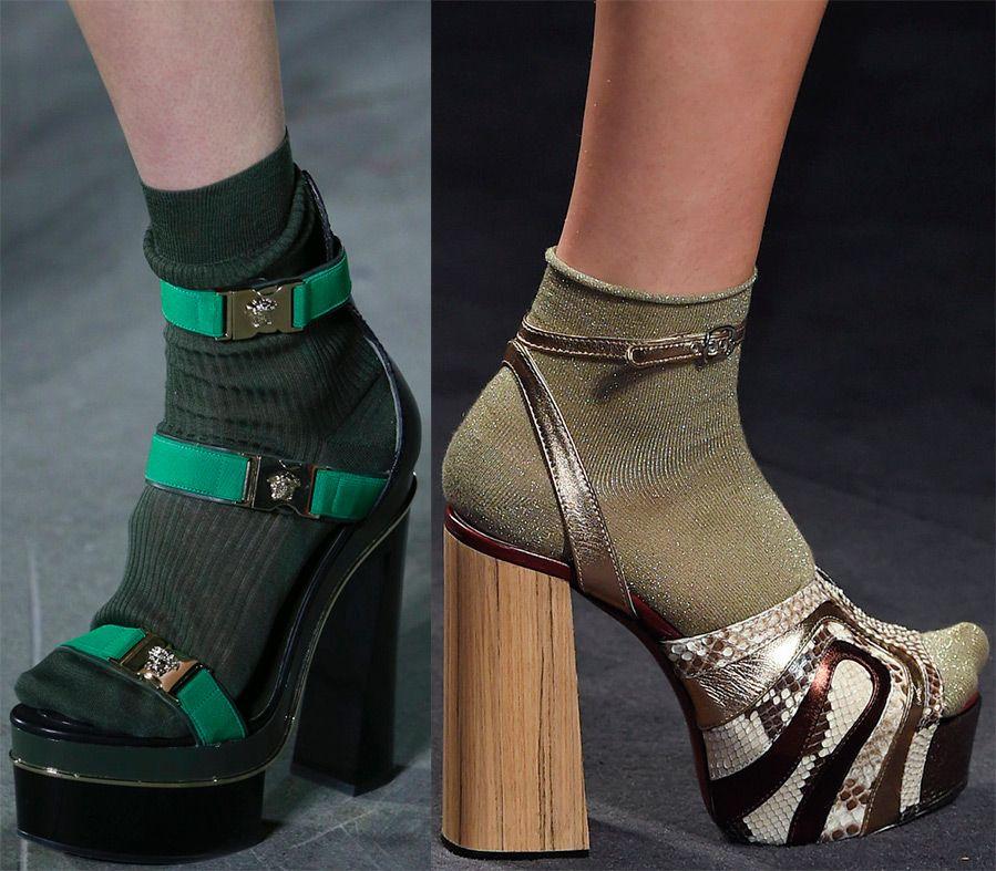 17e2e3e7e922 Женская обувь весна-лето 2016 и модные тенденции   Обувь   Shoes ...