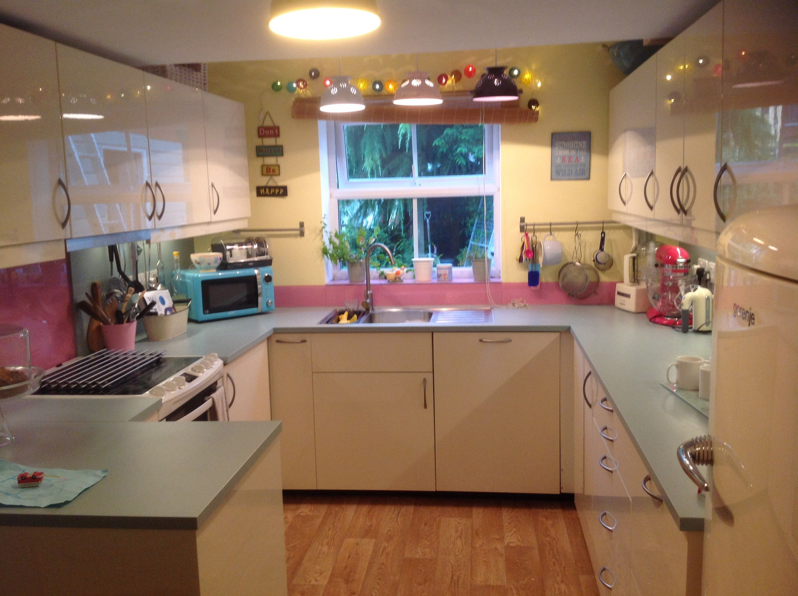 my new ikea diy kitchen almost finished ringhult yellow white