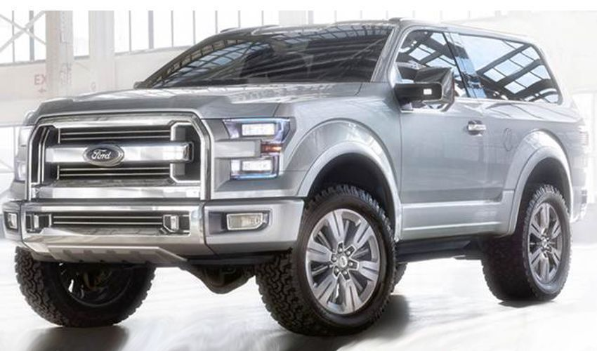 2019 Ford Bronco Concept and Specs Rumor - Car Rumor | Ford | 2017 ford bronco, 2019 ford bronco ...
