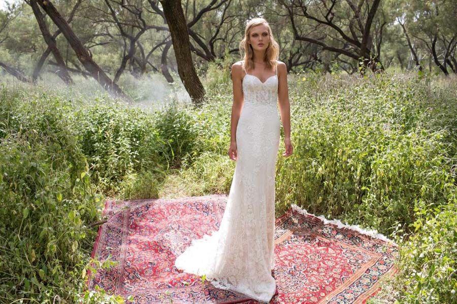 Limor Rosen Wedding Dresses 2017! 'Birds Of Paradise