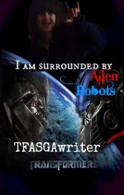 I am surrounded by alien robots! - Surrounded | My stories