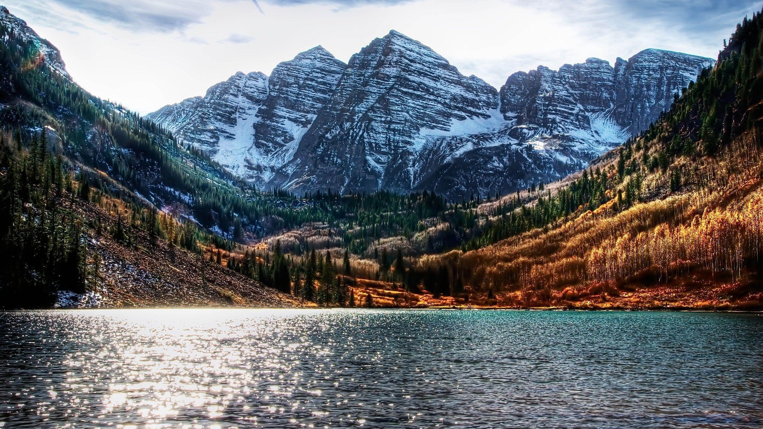Colorado Winter Wallpaper 1080p RqP