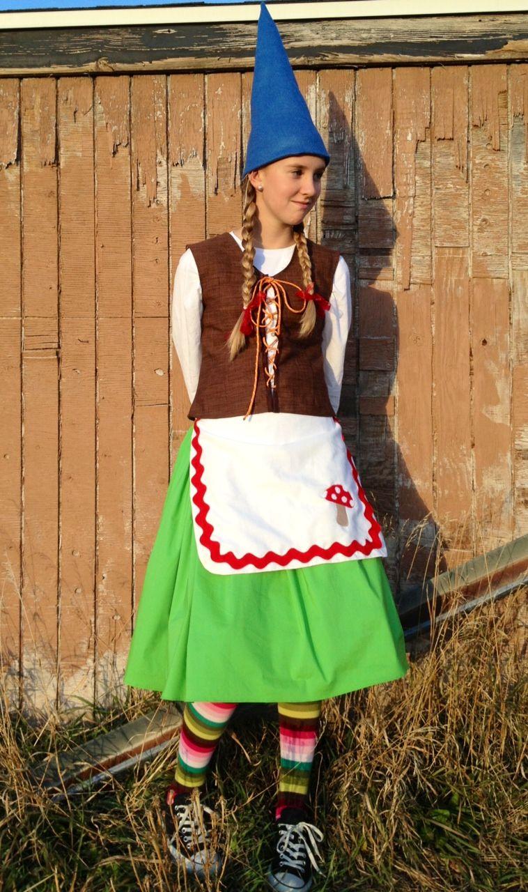 Women/'s Garden Gnome Costume