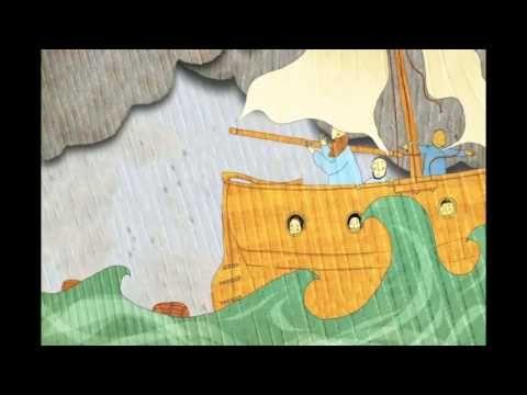 Jesus Storybook Bible God S Messenger Jonah Youtube