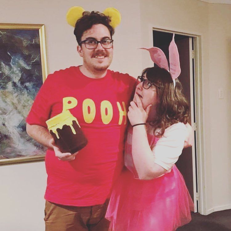 42 Best Couples Halloween Costumes - Funny Halloween Costume Ideas - couples funny halloween costume ideas