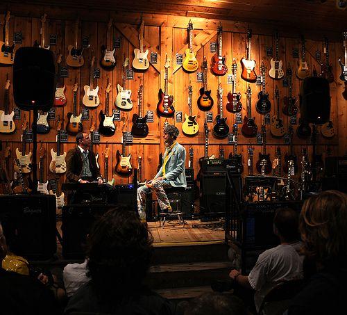 Vintage Guitar Room Guitar Center Hollywood Guitar Room Guitar Collection Room Guitar Center
