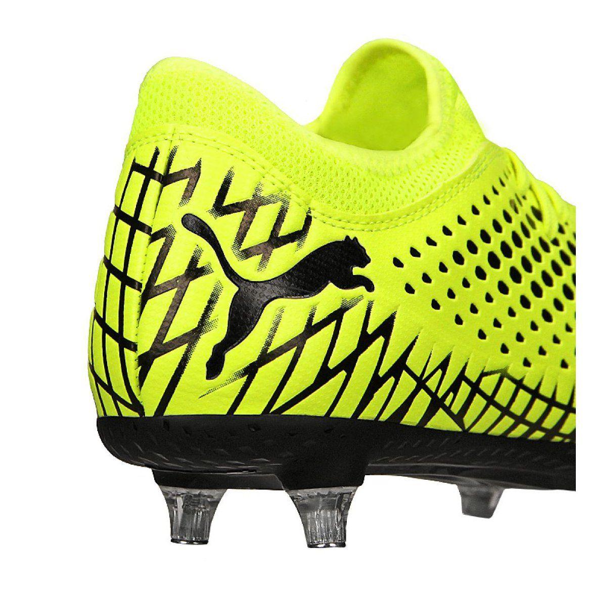 Buty Pilkarskie Puma Future 4 4 Sg Fg M 105687 02 Zolte Zolte Football Boots Football Shoes Puma