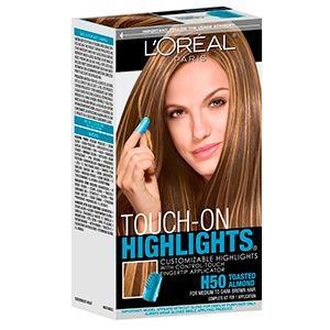 Precise At Home Touch On Highlights Diy Highlights Hair Hair Color Hair Highlights