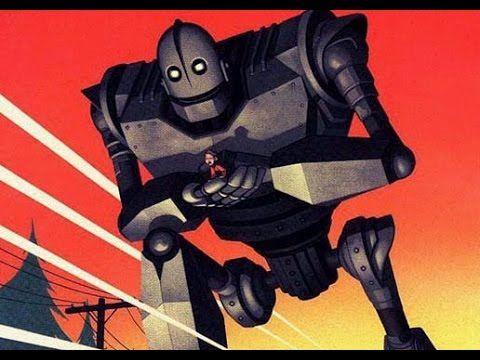 O Gigante De Ferro Desenhos Animados Em Portugues Completos