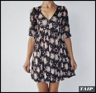 Atmosphere Sukienka W Kwiatki 34 6448095468 Oficjalne Archiwum Allegro Dresses Fashion Casual Dress
