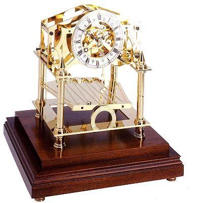 The Congreve Rolling Ball Clock / Unusual Clocks / Clocks / Gifts | Unusual  clocks, Clock, Clock gift