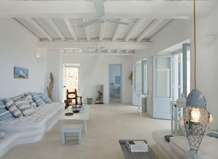 ▷ 1001+ photos inspirantes pour une décoration grecque | Design d ...